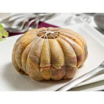 Melon de Poulet aux Girolles