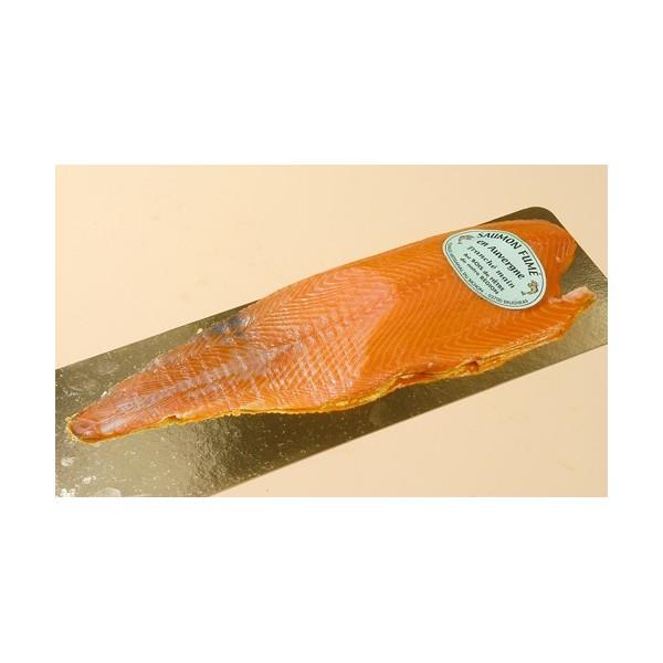 Bande de Saumon fumé - 750gr