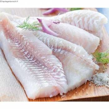 Filets de Merlan (poisson)