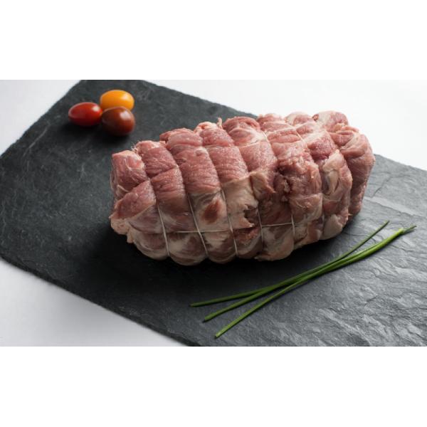 Rôti de Porc Echine - 500gr