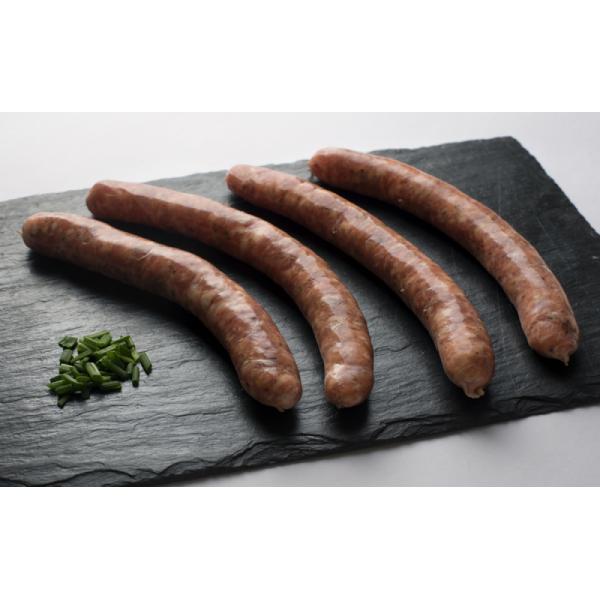 Saucisses de Porc aux Herbes *5