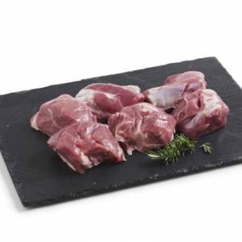 Sauté d'agneau - 1kg