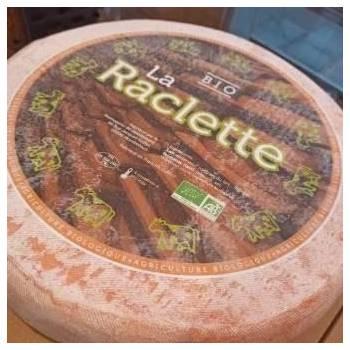 Raclette Nature au lait Cru...